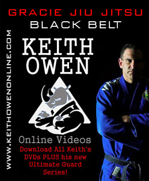 Keith Owen Gracie Jiu Jitsu