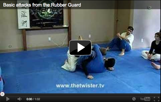 Submissions 101 Eddie Bravo Attacks From Rubber Guard