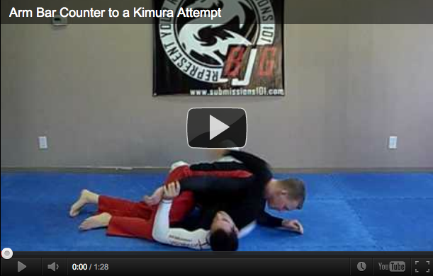 Submissions 101 Armbar Counter