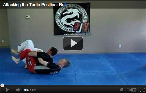 Submissions 101 Attacking Turtle