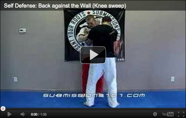 Submissions 101 BJJ Self Defense