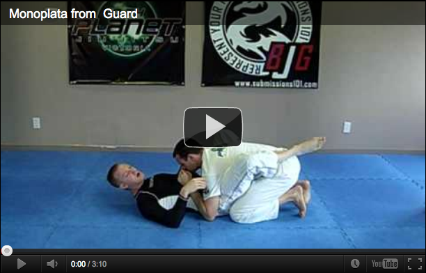 Submissions 101 Monoplata from Rubber Guard