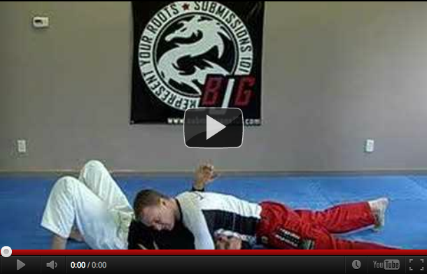 Submissions 101 Side Control Drill