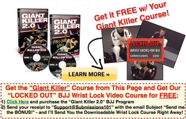 Giant Killer Submissions 101